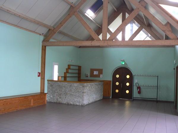 Salle communale pr t de mat riel mairie de omonville la for Materiel salle restaurant