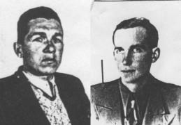 Lt Jan Zenon Bienkowski et Lt Czeslaw Borzmski