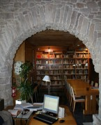 bibliothèque Cotis Capel